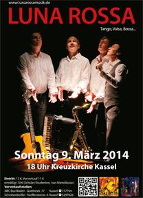 Plakat Luna Rossa