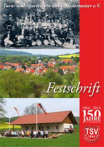 Titel FEstschift TSV Niedermieser