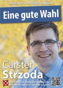 Postkarte Carsten Strzoda