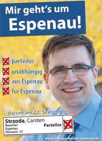 Plakat Strzoda